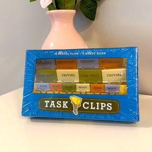 Fun & Colourful Task Clips